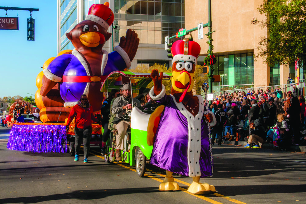 Thanksgiving Day Parade In Charlotte 2018 Edition Seed Feed